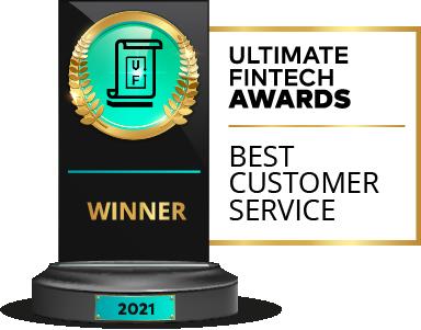 Fintech 2021 – Best Customer Service