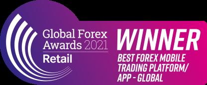 Global FX Awards 2021 – Best Forex Mobile Trading Platform – GLOBAL