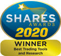 Shares Awards 2020 – Best Trading Tools And Research