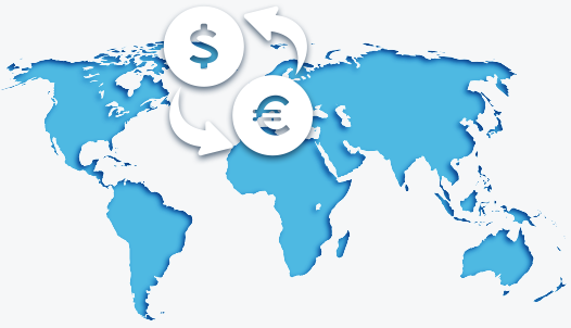 FXCM – خريطة المال