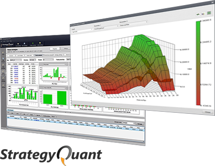 StrategyQuant - Specialty Platform