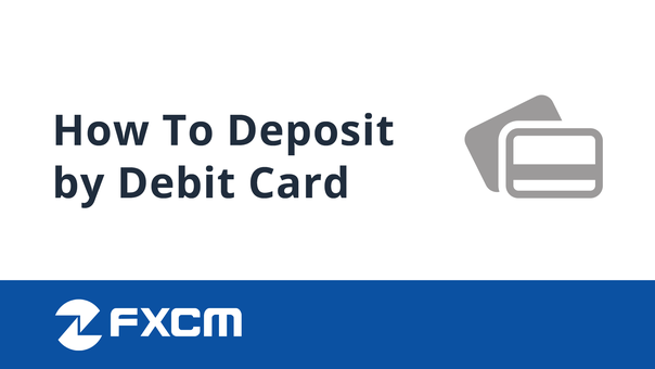 Deposit by Debit Card