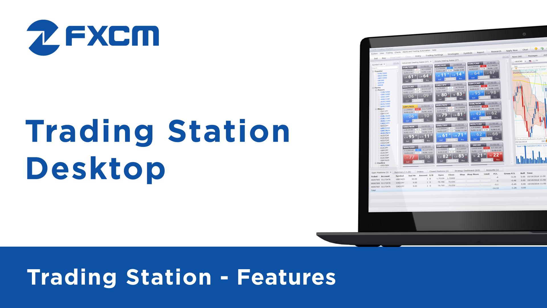 Trading Station Desktop