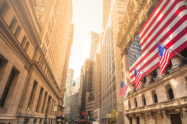 افتتاح الأسواق الأمريكية